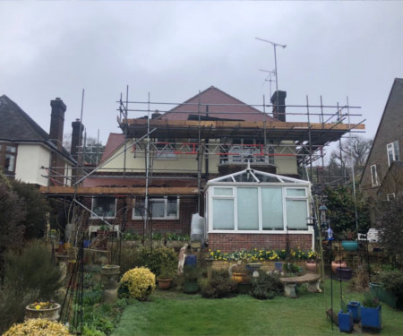 roofing repairs in Medway
