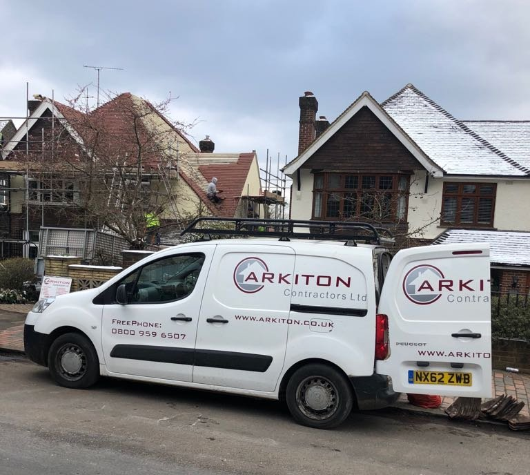 Roof Replacement in Sevenoaks