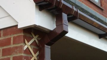 Guttering in Hildenborough