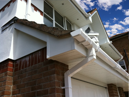 Paddock Wood uPVC Soffit Repair Company