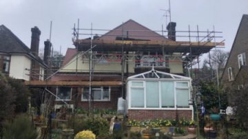 Repair roofs Hildenborough