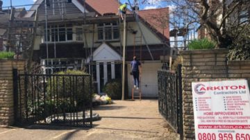Roof Repairs around Sevenoaks