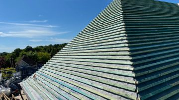 New Roofs near Sevenoaks